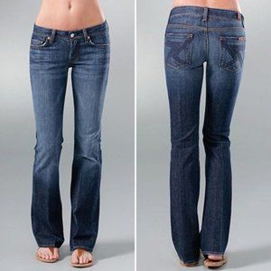 7FAM Flynt Stretch Boot Cut Jeans